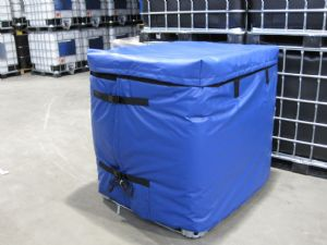 Heated & Insulated IBC Jacket